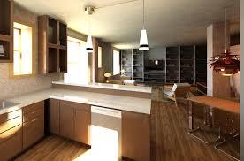 Efficiency Kitchen Ideas Square Kitch Layout Apploances Interior Home Design Home