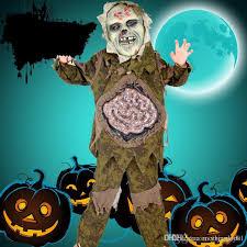 Zombie Halloween Costumes Kids 2017 Halloween Costumes Kids Cosplay Zombie Scary Intestines