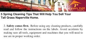 Spring Cleaning Tips 5 Spring Cleaning Tips That Will Help You Sell Your Tall Grass Naperv U2026