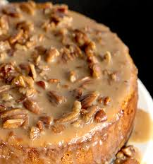 unconventional thanksgiving dessert recipes pecan cheesecake
