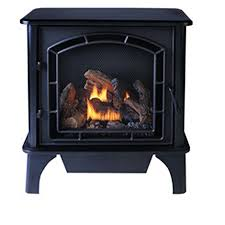 shop cedar ridge hearth 1 000 sq ft dual burner vent free natural