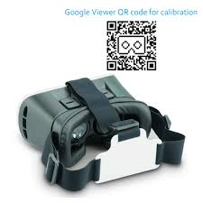 sunnypeak google cardboard v2 virtual reality headset vr glasses