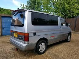 new mazda van mazda bongo camper van new rear conversion 12 months mot in