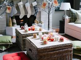 Dining Table Set Up Images Christmas Crafts For Kids Hgtv
