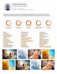 resume portfolio template 10 portfolio resume templates free
