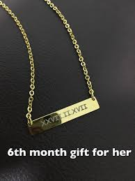 custom engraved necklaces custom engraved necklace for gift anniversary