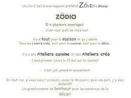 zodio atelier cuisine zodio mon magasin préféré ma boutique fashionbox
