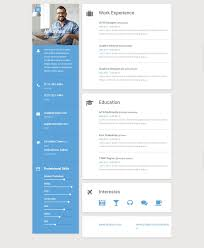 resume html template resume template curriculum vitae template search