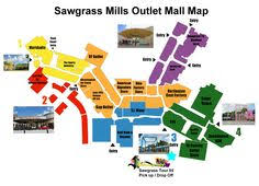 treasure coast mall map sawgrass mills mall going to need this map week my style