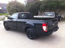 Ford Ranger Truck Cab - ford ranger px single cab flat top no sports bars painted with