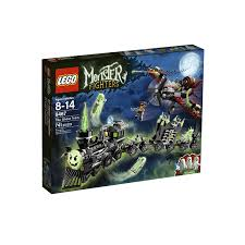 amazon com lego monster fighters 9467 the ghost train toys u0026 games