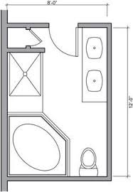 6x6 bathroom layout google search new house pinterest