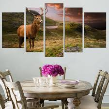 Home Decor Red Deer Compare Prices On Deer Mountain Online Shopping Buy Low Price