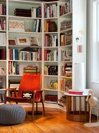 save your space with wall corner bookshelves bookshelvesdesign com