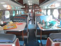 gmc motorhome interior former greyhound bus 1948 flickr
