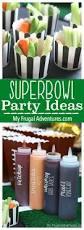 Super Bowl Decorating Ideas Best 25 Football Parties Ideas On Pinterest Football Party