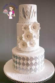 art decor theme wedding cake decorated wedding cake veena azmanov