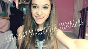 makeup classes for teenagers everyday neutral makeup for teenagers