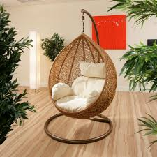 hanging wicker chair for indoor and outdoor extra sitting traba