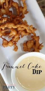 funnel cake dip everyday party magazine