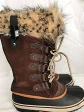 ebay womens sorel boots size 9 sorel womens glacy explorer winter boots nl1977 grill size 9 ebay