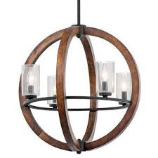 Metal Chandelier Frame Wonderful Wood Sphere Chandelier Circle Frame Shaded Chandelier