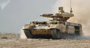 modern army vehicles israel syria show interest in russian terminator combat vehicles