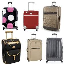 Suitcases Getting There In Style How To Pick Out Your Perfect Suitcase