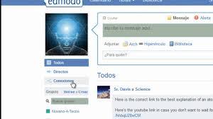tutorial edmodo profesor edmodo tutorial en español youtube