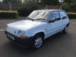 renault cars 1990 sold 1990 renault 5 campus only 14 565 miles mathewsons