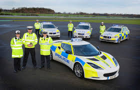 fastest police car lotus evora s police car deployed european car