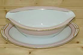 noritake palais royal gravy boat u0026 lid with underplate 9904365