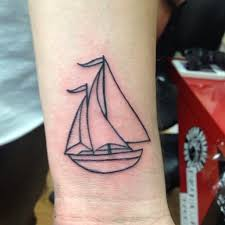 sailboat tattoo pictures to pin on pinterest tattooskid