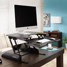 sit and stand desk converter varidesk pro plus 30