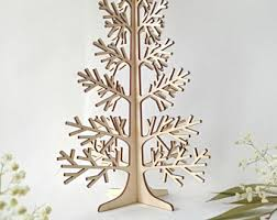 wooden tree etsy