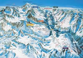 New Mexico Ski Resorts Map by Gis Enabled Ski Area Management Earth Analytic Inc