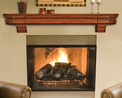 pearl mantels fireplaceinsert com pearl mantels abingdon wood shelf