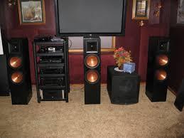 klipsch home theater systems getting 3 klipsch rf 7iis home theater the klipsch audio community