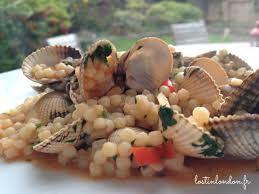 cuisiner des coques couscous de sardaigne aux coques recette du dimanche lost in