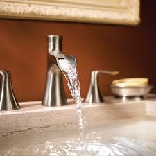 8 Inch Faucet Bathroom by Speakman Sb 1221 Bn Caspian Two Handle 8 Inch Widespread Bathroom