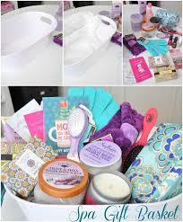 Spa Gift Basket Ideas Best 25 Mother U0027s Day Gift Baskets Ideas On Pinterest Kids Gift
