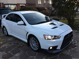 mitsubishi gsr 1 8 turbo used 2008 mitsubishi evo x evolution x gsr fq360 for sale in essex