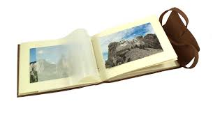 5 x 7 photo albums rustic leather photo albums leather scrapbook albums