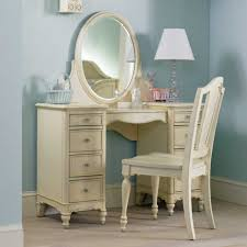 Wooden Girls Vanity Bathroom Girls Bedroom Design With Modern Chic Wooden Make Up