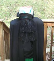 headless horseman costume review kids headless horseman costume from halloweencostumes