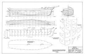 Rc Model Boat Plans Free by The Brigantine Maggie Belle Plans Model Ship Builder Project06