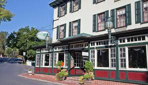 Bed And Breakfast New Hope Pa New Hope U0027s Haunted Logan Inn Is On The Market For 6 7m