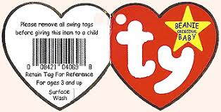 ty valentino origiinal and suface swing tag errors ty beanie babies