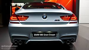 2013 bmw m6 gran coupe 2013 naias bmw m6 gran coupe live photos autoevolution
