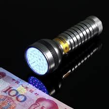 bed bug uv light 41led waterproof portable uv flashlight violet light for spotting